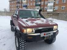 Тулун Hilux Pick Up 1990
