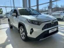 Новороссийск Toyota RAV4 2021