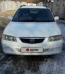 Барнаул Capella 2002