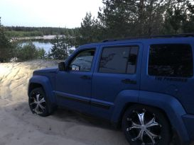 Нижний Новгород Jeep Cherokee 2011