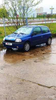 Москва Clio 1999
