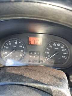 Гусино Renault Logan 2006