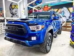 Владивосток Toyota Tacoma 2017