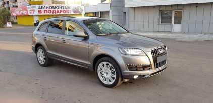 Улан-Удэ Audi Q7 2010