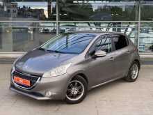 Москва Peugeot 208 2013