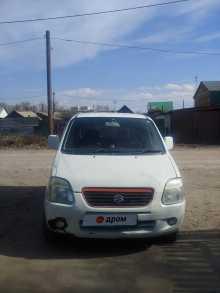 Кызыл Wagon R Solio 2001