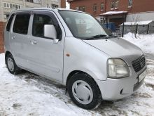 Тюмень Wagon R Plus 1999