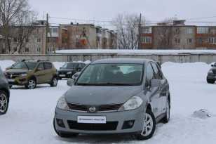 Пермь Tiida 2007