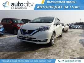Владивосток Nissan Note 2018