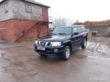 Вологда Patrol 2007