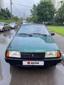 Москва 2108 1999