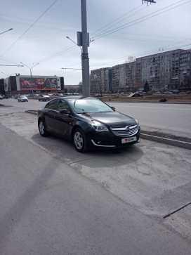 Новокузнецк Insignia 2014