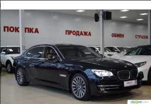 Липецк BMW 7-Series 2012