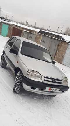 Волгоград Niva 2004