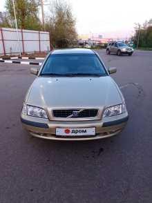 Москва S40 2002