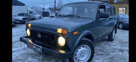 Мурманск 4x4 2131 Нива 2011