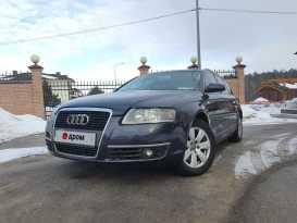 Москва Audi A6 2007