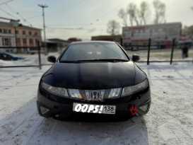 Иркутск Civic 2007