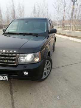 Мирный Range Rover Sport