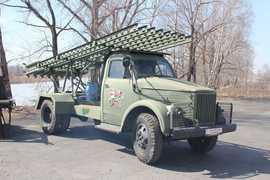 Тюмень ГАЗ 69 1953
