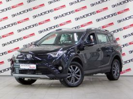 Сургут Toyota RAV4 2017