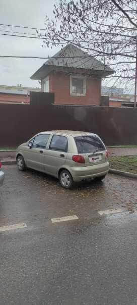 Краснодар Matiz 2006