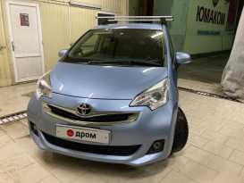 Новороссийск Toyota Ractis 2016