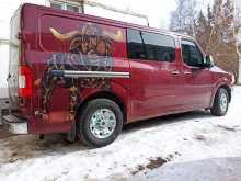 Братск NV350 Caravan 2012