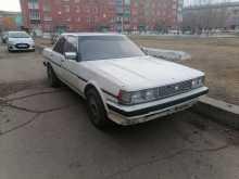 Зима Cresta 1987