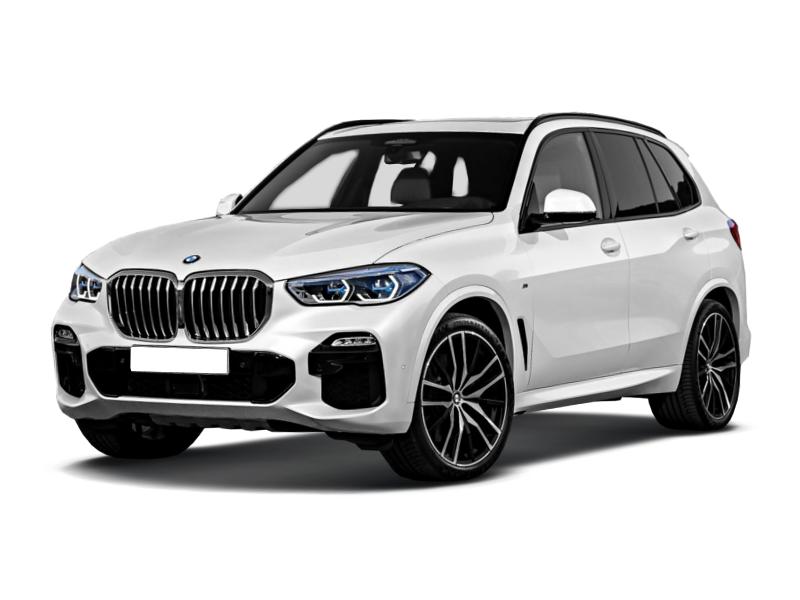 Москва BMW X5 2021