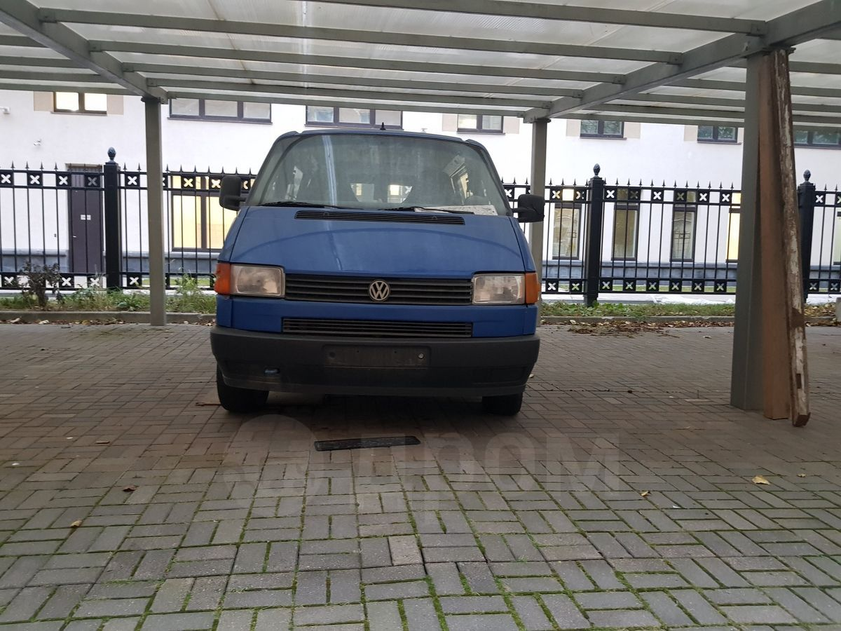 Продажа фольксваген транспортер в петербурге схема сцепления на транспортер