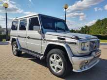 Москва G-Class 2000