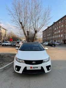 Красноярск Cerato Koup 2011