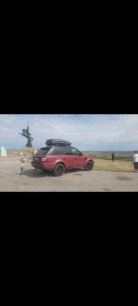 Звездный Range Rover Sport