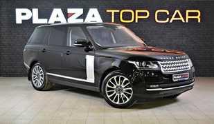 Уфа Range Rover 2015