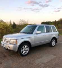 Киров Range Rover 2004