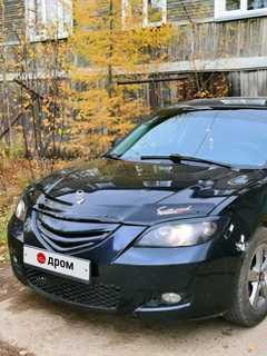 Мирный Mazda3 2008