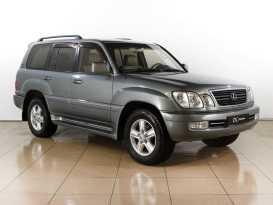 LX470 2002