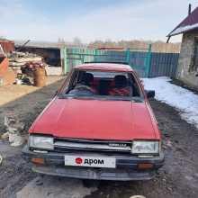 Шарыпово Corolla II 1986