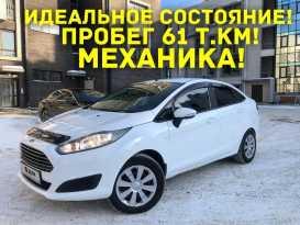 Иркутск Ford Fiesta 2015