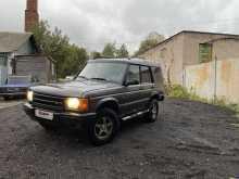 Москва Discovery 2001