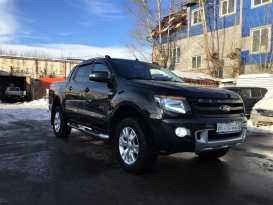 Красноярск Ford Ranger 2014