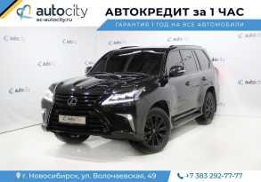Новосибирск LX450d 2016