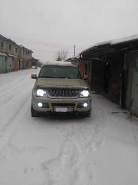 Красноярск Explorer 2004