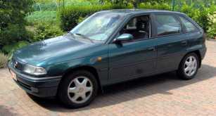 Краснодар Astra 1997