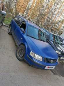 Москва Passat 1999