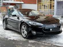 Москва Tesla Model S 2013