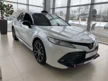 Новороссийск Toyota Camry 2021