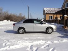 Новосибирск Corolla Axio 2011