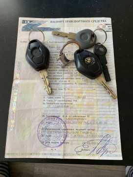 Томск BMW 5-Series 2000